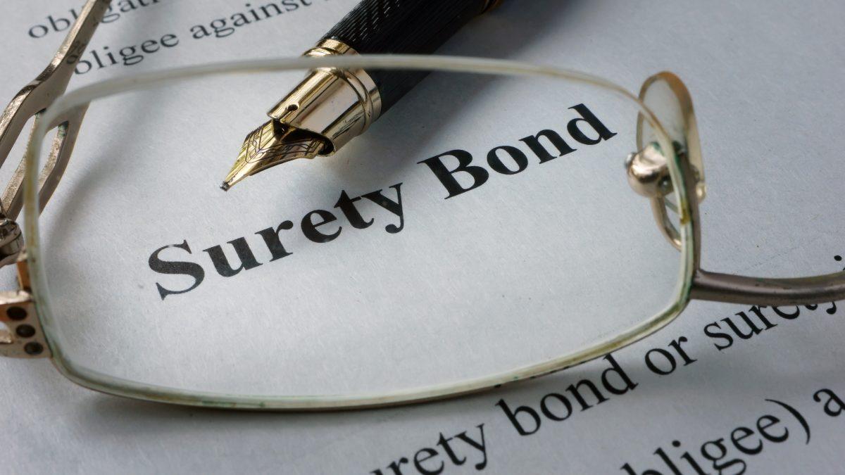 Surety Bond Bail Bond Harris County Houston