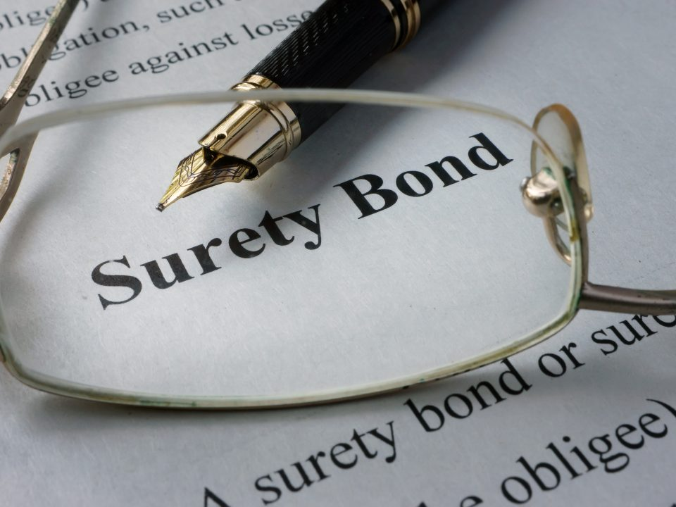 Surety Bond Bail Bond Harris County Houston